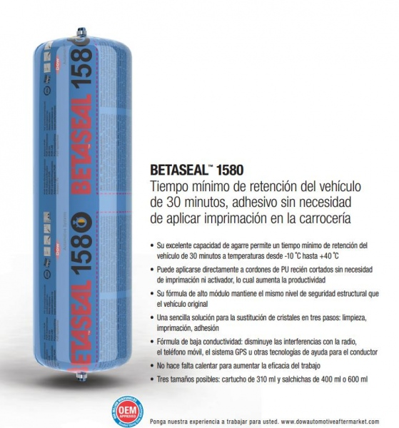 Betaseal 1580