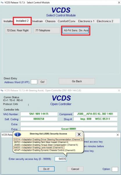 Tutorial de instalación cámara 'pirata' de sistema ADAS (2ª parte