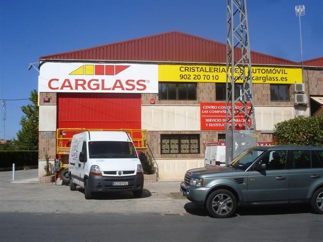 Carglass albacete